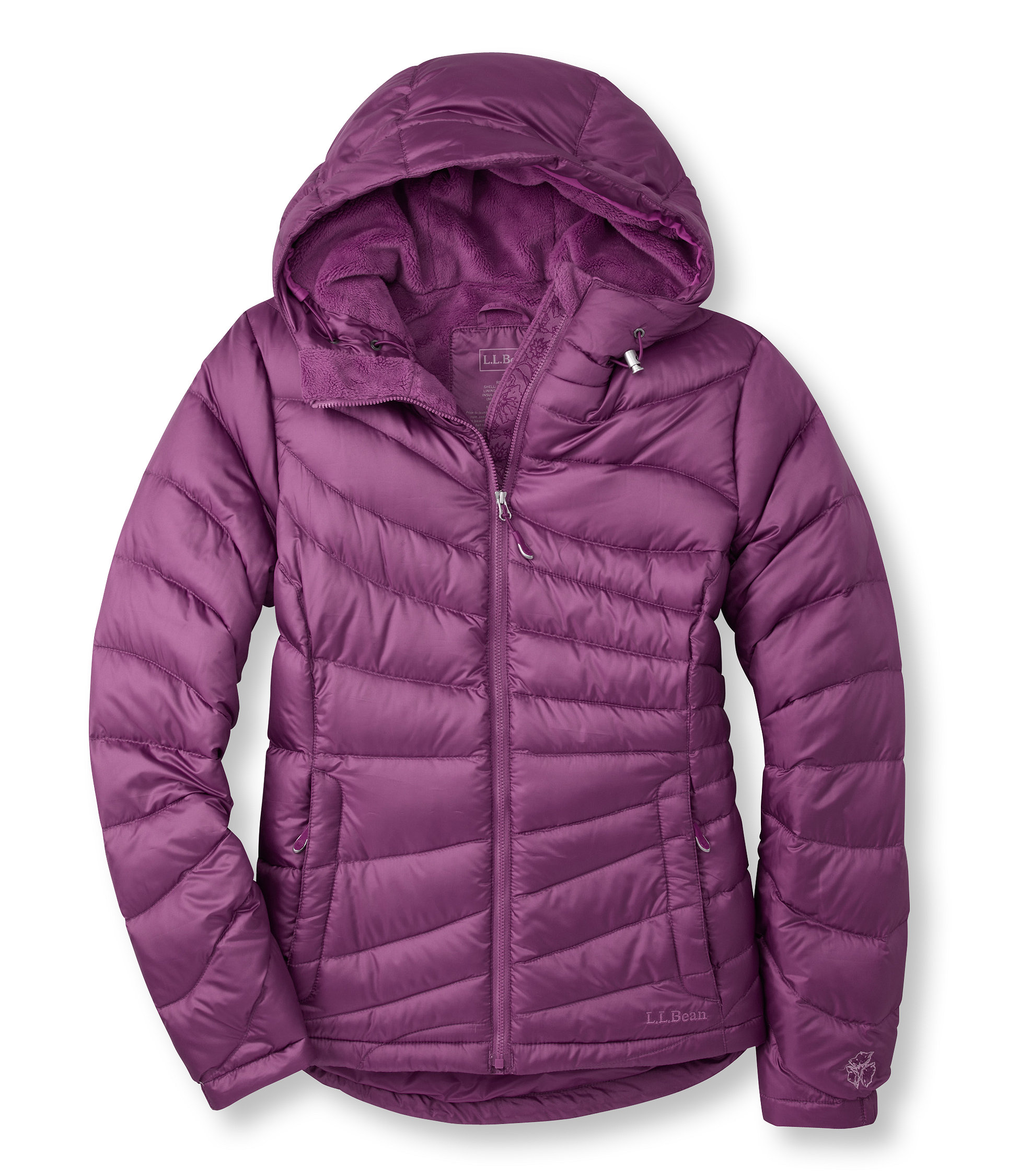 photo: L.L.Bean Mountain Laurel Down Jacket down insulated jacket