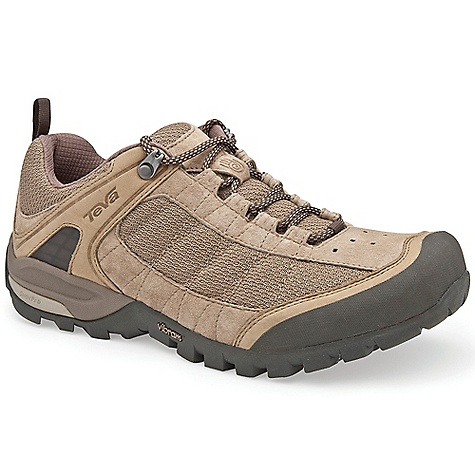 photo: Teva Men's Riva Mesh Waterproof trail shoe