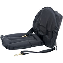 Seattle Sports Self Inflating Kayak Seat with Back