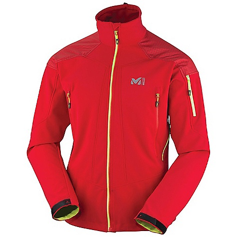 photo: Millet Roc and Ice Windstopper Jacket soft shell jacket