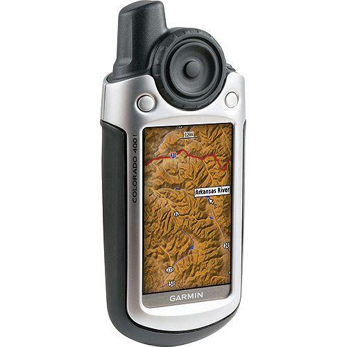 photo: Garmin Colorado 400t handheld gps receiver