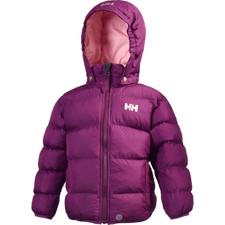 photo: Helly Hansen Kids' Bubble Jacket down insulated jacket