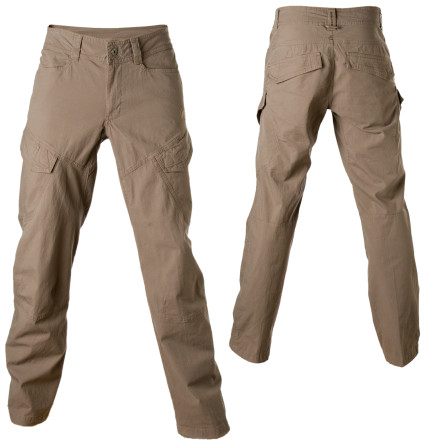 photo: Mammut Rock Pant climbing pant