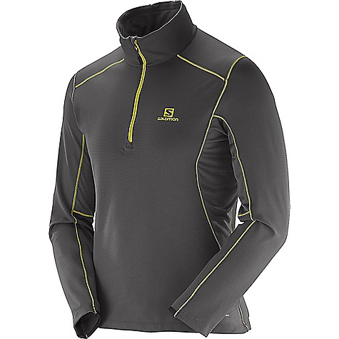 photo: Salomon Discovery Active HZ fleece top