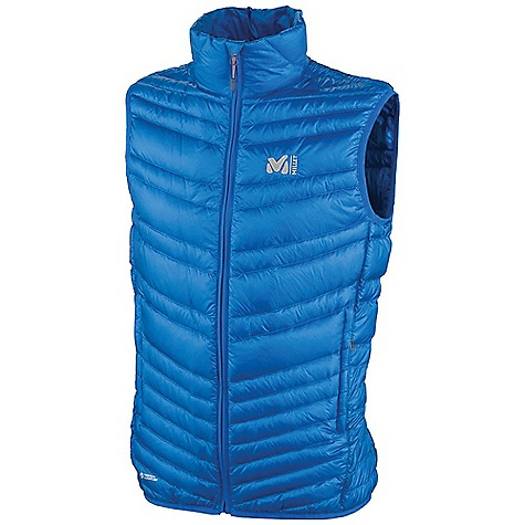 photo: Millet Heel Lift Vest down insulated vest