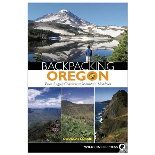 photo: Wilderness Press Backpacking Oregon us pacific states guidebook