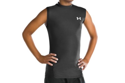 photo: Under Armour Sleeveless Heatgear T Shirt ll short sleeve performance top