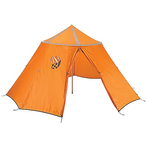 photo: Mountain Hardwear Hoopster 4 four-season tent