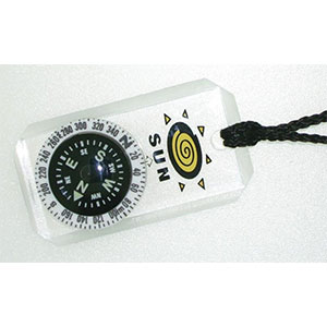 photo: Sun Company MiniComp II handheld compass