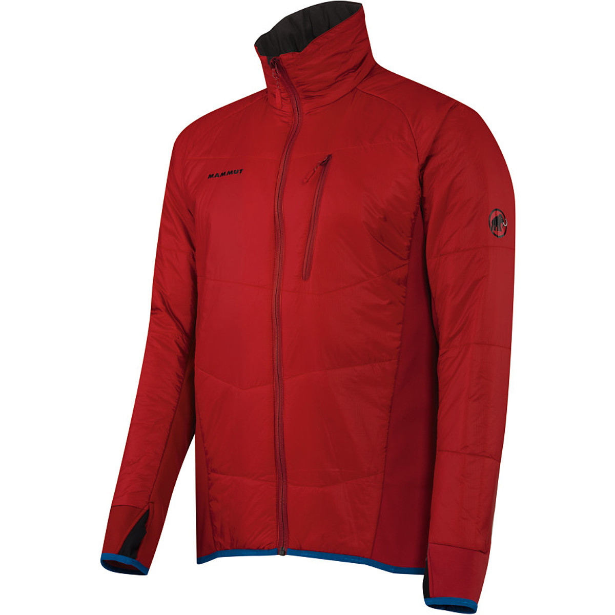 photo: Mammut Foraker Hybrid Jacket synthetic insulated jacket