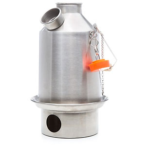 Kelly Kettle Stainless Steel Scout