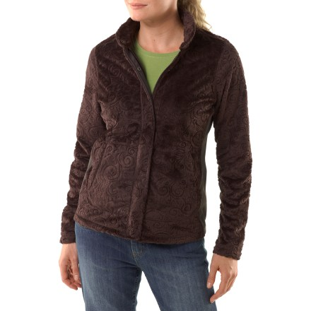 REI Riverstone Embossed Fleece Jacket