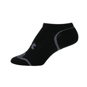 photo: Under Armour Grippy II No Show Sock running sock