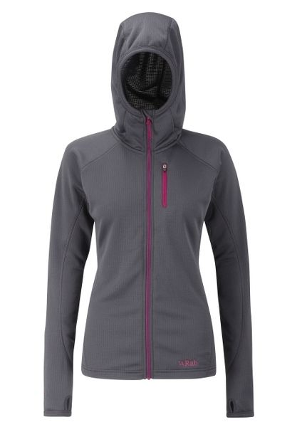 photo: Rab Women's Baseline Jacket fleece jacket