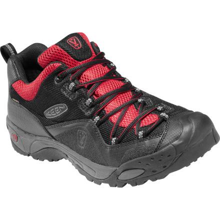 photo: Keen Delaveaga Shoe trail shoe