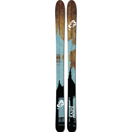photo: G3 Saint alpine touring/telemark ski