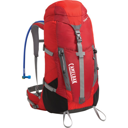 photo: CamelBak Vista 32 hydration pack