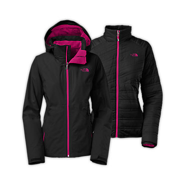 The North Face Gala TriClimate Jacket