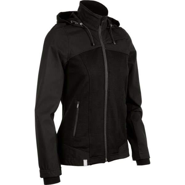 Icebreaker Cascade Plus Long Sleeve Zip Hood