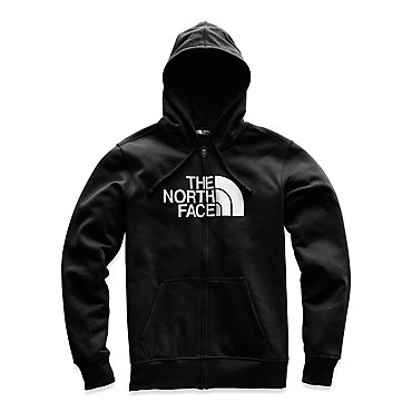 photo: The North Face Men's Half Dome Full-Zip Hoodie fleece top