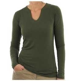 ExOfficio Go-To Amulet Long Sleeve Shirt