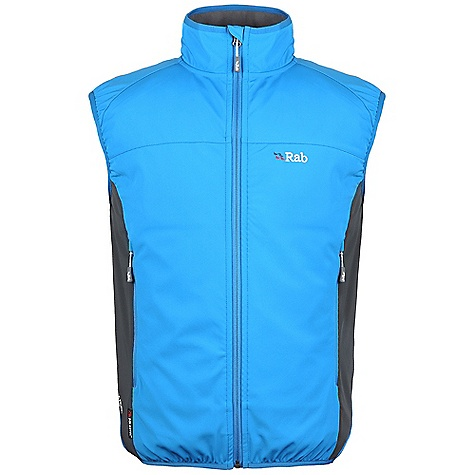 photo: Rab Baltoro Vest soft shell vest