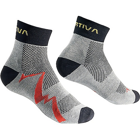 photo: La Sportiva Short-Distance Socks running sock