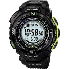 photo: Casio Pathfinder PAW1500GB-3 compass watch