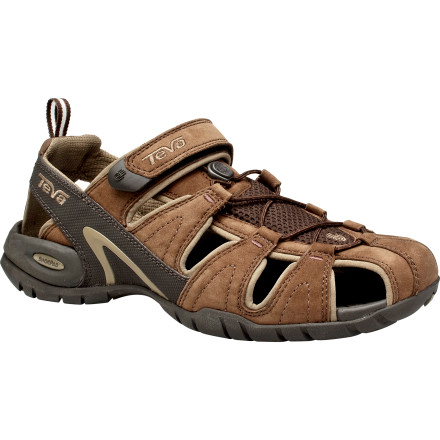 photo: Teva Dozer Leather III sport sandal