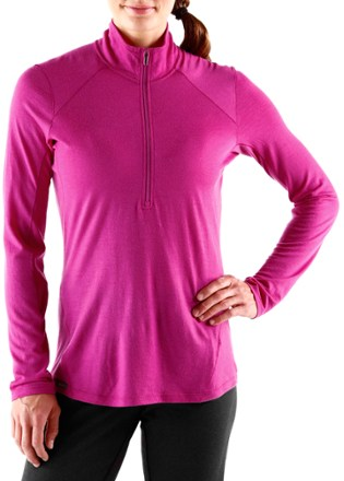 photo: REI Merino Wool Half-Zip Top base layer top