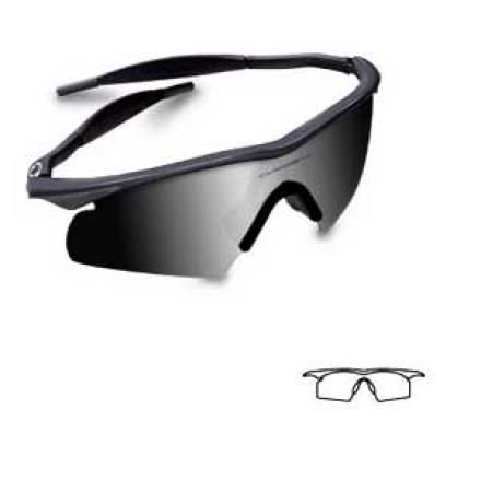 photo: Oakley M Frame Strike sport sunglass