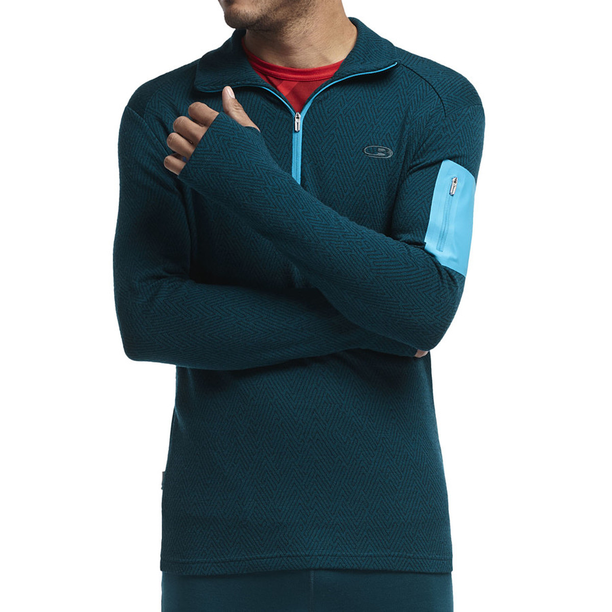 Icebreaker Apex Long Sleeve Half Zip