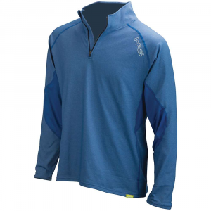 NRS H2Core Lightweight Zip Neck Shirt