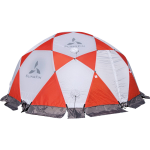 photo of a SlingFin four-season tent
