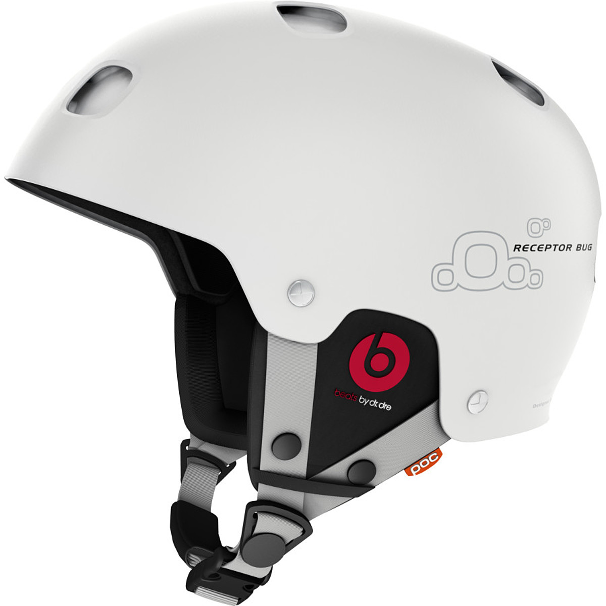 photo: POC Receptor Bug Communications Helmet snowsport helmet