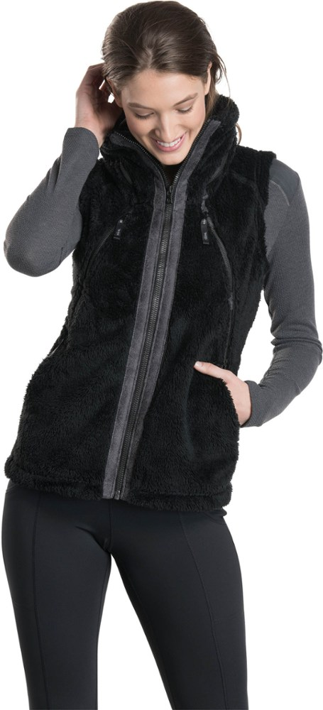 photo: Kühl Flight Vest fleece vest