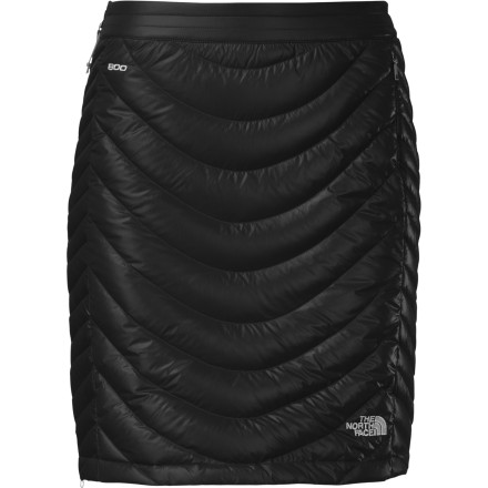 photo: The North Face Thunder Skirt short/skirt