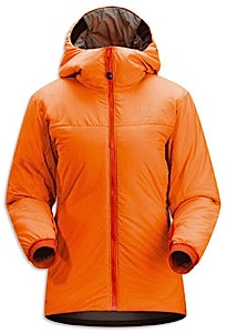 photo: Arc'teryx Atom SV Hoody synthetic insulated jacket
