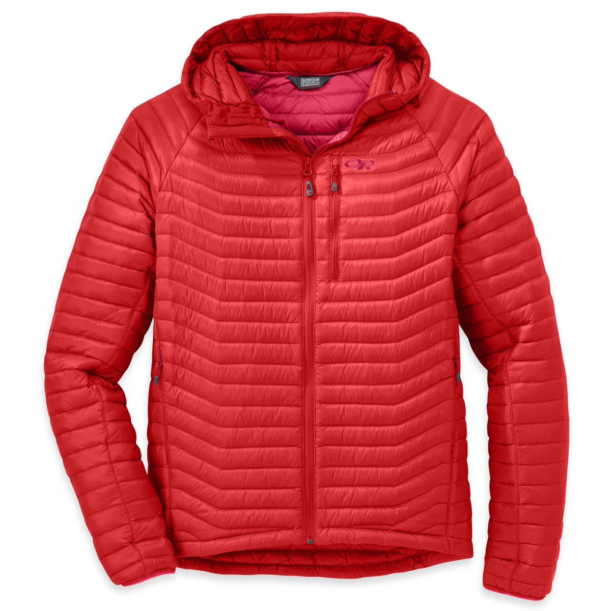 photo: Outdoor Research Verismo Hooded Down Jacket down insulated jacket