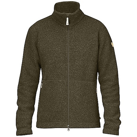 photo: Fjallraven Barents Wool Jacket wool jacket