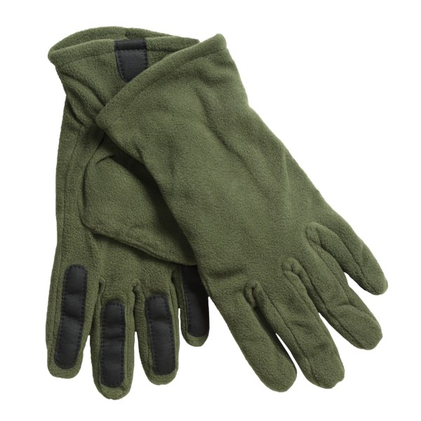 photo: Columbia Glacial Fleece Glove fleece glove/mitten