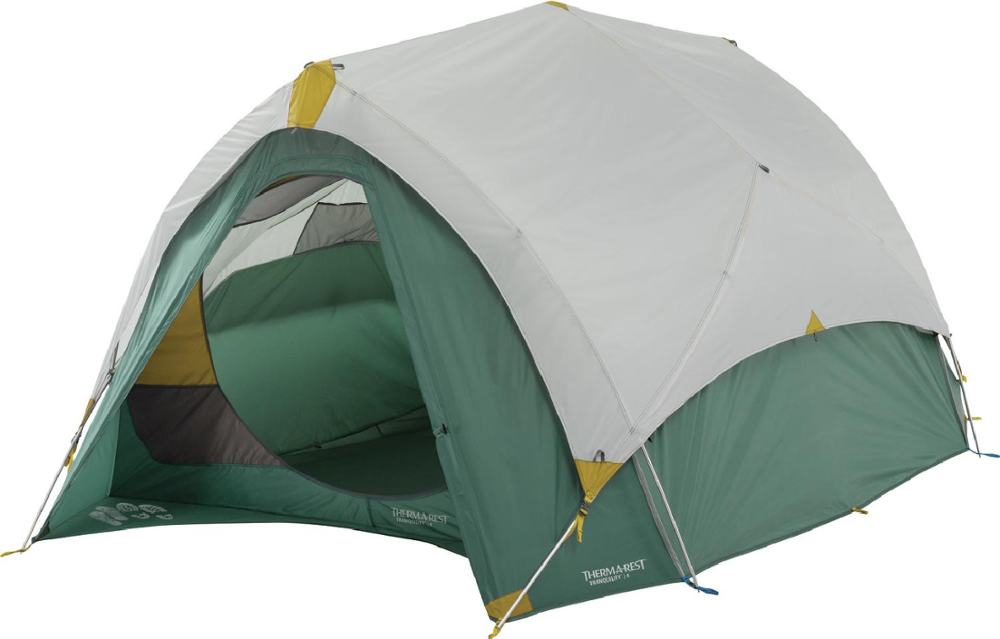 photo: Therm-a-Rest Tranquility 4 three-season tent