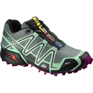 photo: Salomon Women's SpeedCross 3 CS trail running shoe