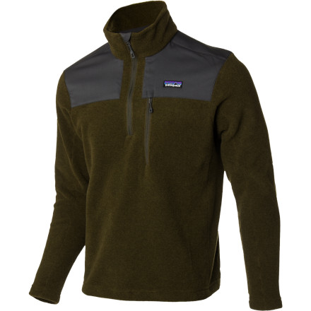 photo: Patagonia Finmark 1/4-Zip fleece top