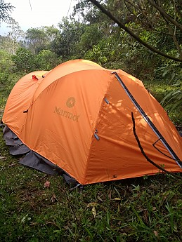 marmot thor 2p 2 man tent new lower