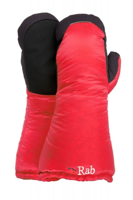 photo: Rab Endurance Down Mitt insulated glove/mitten