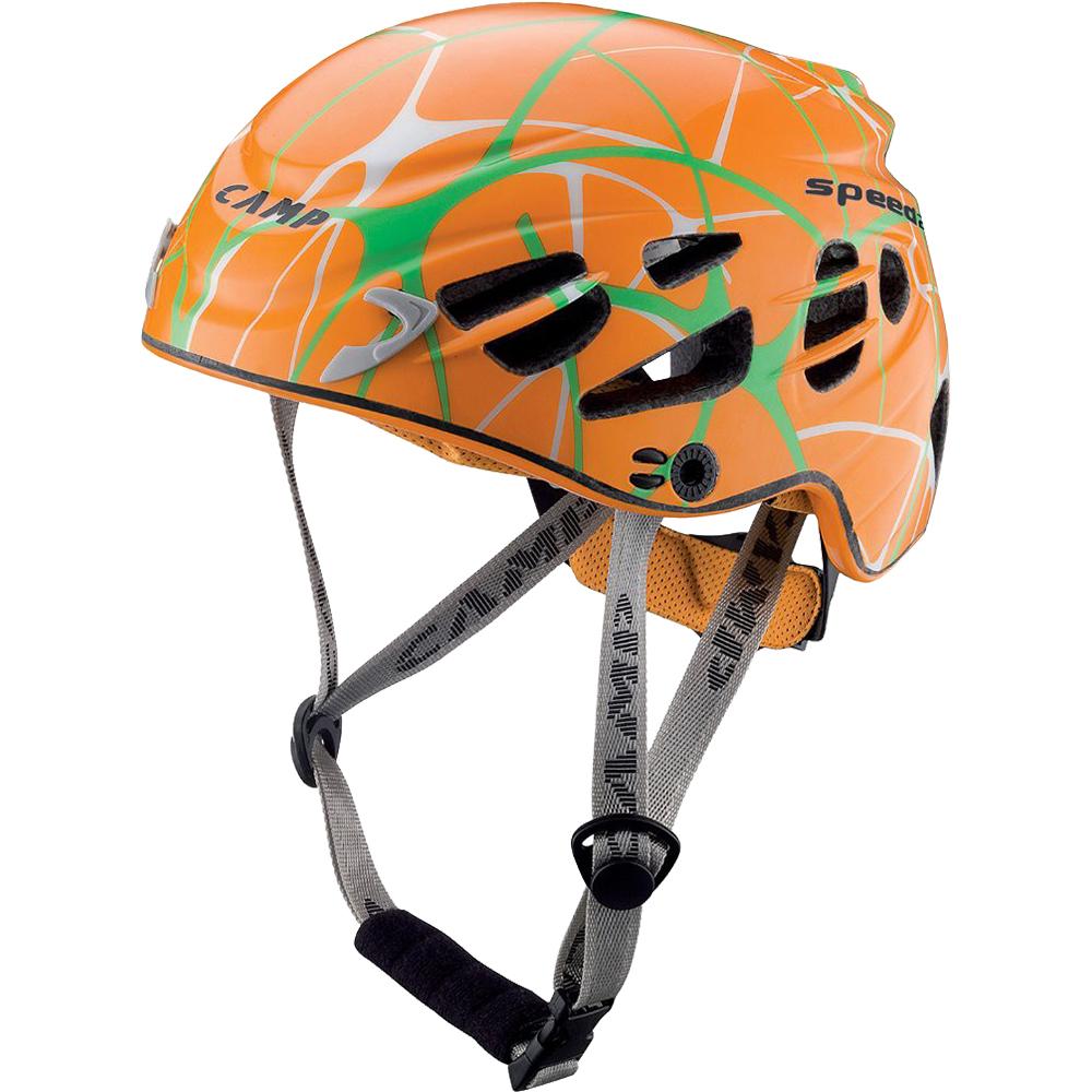 photo: CAMP Speed 2.0 climbing helmet