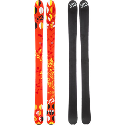 photo: G3 Zest alpine touring/telemark ski
