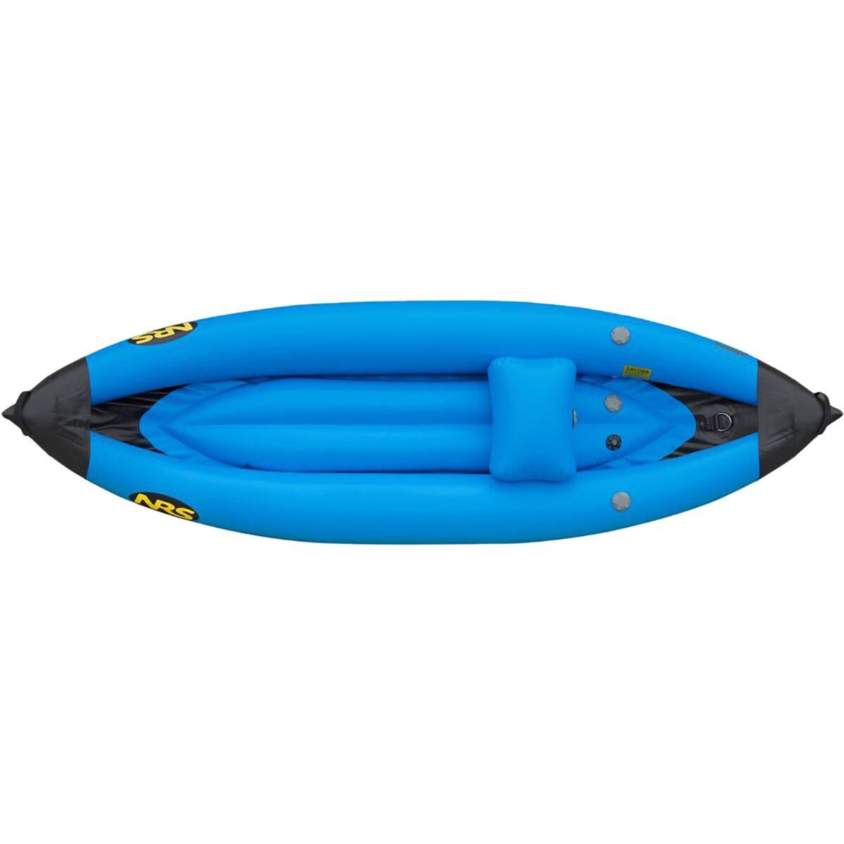 photo: NRS MaverIK I inflatable kayak