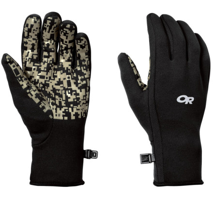 photo: Outdoor Research Omni Gloves glove liner